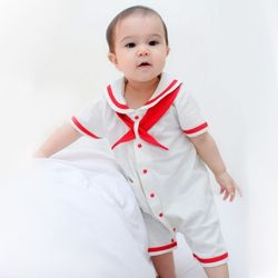 셔링 주머니 마린 우주복(0-18개월)300066