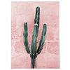 패브릭 포스터 F043 선인장 Green cactus [중형]