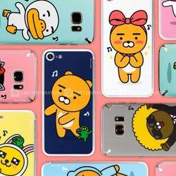 아이폰6(s)플러스 카카오프렌즈 양면 강화유리 필름