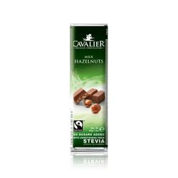 Cavalie 공정무역 밀크초콜릿 헤이즐넛