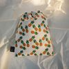 pineapple string pouch