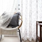 다즐링 린넨텐셀 커튼-세로 160cm