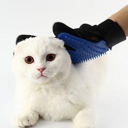 나비캣 고양이털장갑 개냥이장갑 트루터치 고양이털