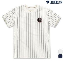 BROMWICH 오버핏 반팔 티셔츠 TRS047