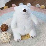 백곰 롤 휴지 케이스