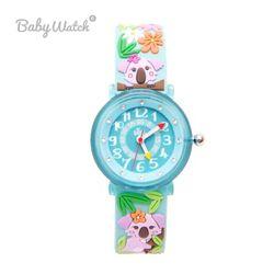 [선물 포장 무료/사은품 증정] [Babywatch] 손목시계 - ZAP Koala(코알라)