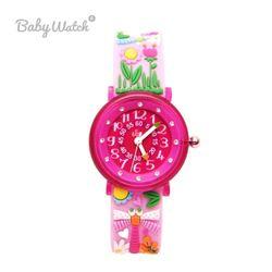 [선물 포장 무료/사은품 증정] [Babywatch] 손목시계 - Libellules(잠자리)
