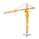 TOWER SLEWING CRANE(KDW250177YE)타워 크레인 중장비
