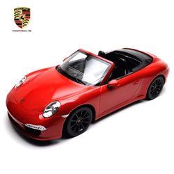 [무료배송] 1:12 포르쉐 911 카레라 RC카 레드