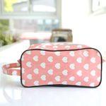 핑크하트 스윔형 물빠지는가방 비치백
