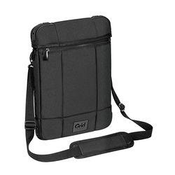 타거스 12인치 노트북가방 그리드 서류가방