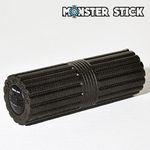 몬스터스틱 전신코어운동 진동폼롤러 EPP 블랙