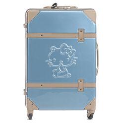 헬로키티 KCL1522BL 블루 22인치 캐리어 여행가방