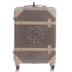 헬로키티 KCL1522BL 브라운 22인치 캐리어 여행가방