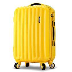 토부그 TBG226 옐로우 24인치 수화물 캐리어 여행가방