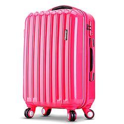 토부그 TBG226 핑크 24인치 수화물 캐리어 여행가방