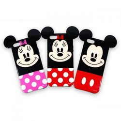 아이폰6(s)플러스 디즈니 정품 인몰드 젤리 케이스