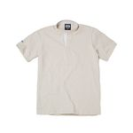 8oz Lightweight Henley Neck IVORY