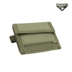 [콘도르] 볼트 트라이 폴드 지갑 (OD)