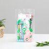 패키징 선물포장 비닐백 5매 (중) 젤리그린