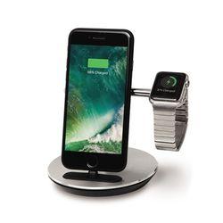 프리디 메탈 충전스탠드(애플8핀+애플워치 홀더킷)