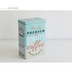 커피씨리얼틴케이스(2type)