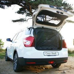 [COZYSHELL] 코지쉘 차박텐트  차량용 텐트 빠른설치