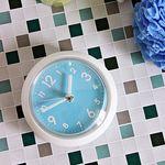 (kthx0454)욕실 흡착시계 (블루)