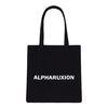 [알파럭션] ALPHARUXION ECO BAG - TR-1701 BLACK