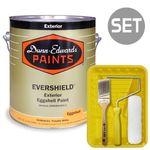 에버쉴드 계란광 4L & 페인팅 도구세트 7인치