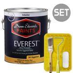 에베레스트 계란광 1L & 페인팅 도구세트 4인치