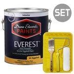 에베레스트 계란광 4L & 페인팅 도구세트 7인치