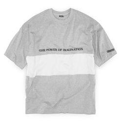 [레이쿠] imagination overfit tshirt gw오버핏반팔티