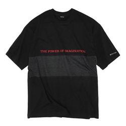 [레이쿠] imagination overfit tshirt bc오버핏반팔티