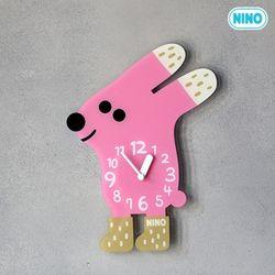 니노타임-분홍토끼(소)