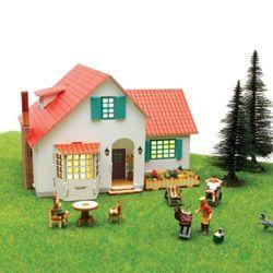 42평형-스페인풍 전원주택