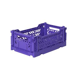 아이카사 폴딩박스 S violet
