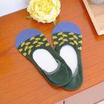 [여자양말] Ginkgo leaf (12782700-99)-BL