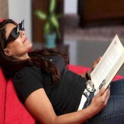 누워서보는 프리즘굴절 아이디어 안경 일반형