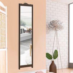 웰우드 달리안 하이그로시 벽걸이 전신거울