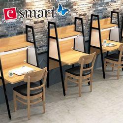 [이스마트] 스틸 라떼 카페테이블