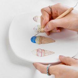 [4주정규] 수채화 도자기 페인팅