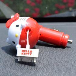 헬로키티 세이와 차량용핸드폰충전기_iPone iPod 3950