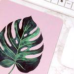 식물 일러스트 마우스패드 + 미니 포스터 2종 세트 5