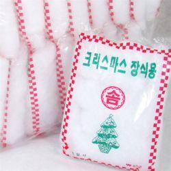 솜 5봉지/츄리솜/흰솜/장식용솜