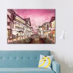 500조각 직소퍼즐 - 야마가타현의 밤 (3H05-509)