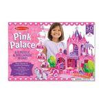 핑크 궁전 3D 퍼즐