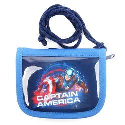 캡틴아메리카 목걸이지갑