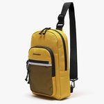 CLASSIC CORDURA SLING BAG (MUSTARD)