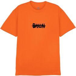 [사쿤][티셔츠] T-SPRAY SAKUN(ORANGE)